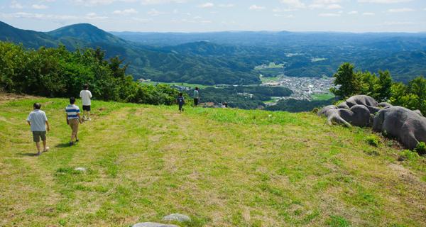 仙台平風景